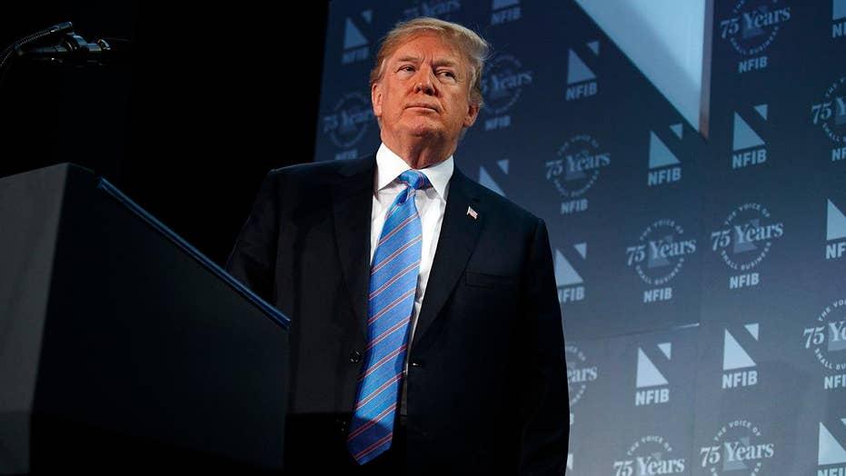 Trump signs executive order halting separation of families at US-Mexico border