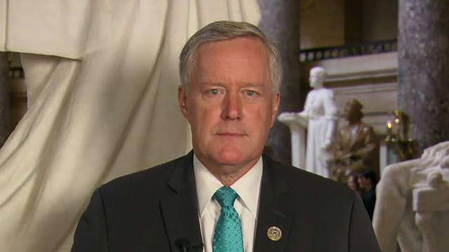 I won't be running for House Speaker: Rep. Meadows