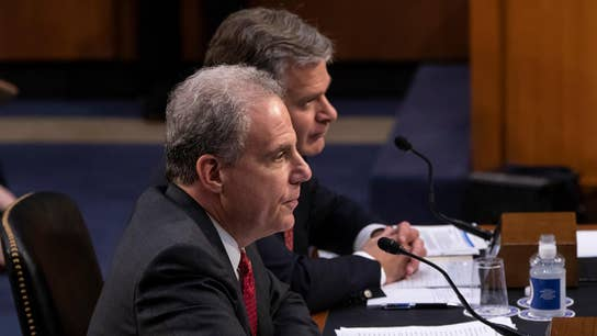 FBI director: IG report did identify errors of judgement