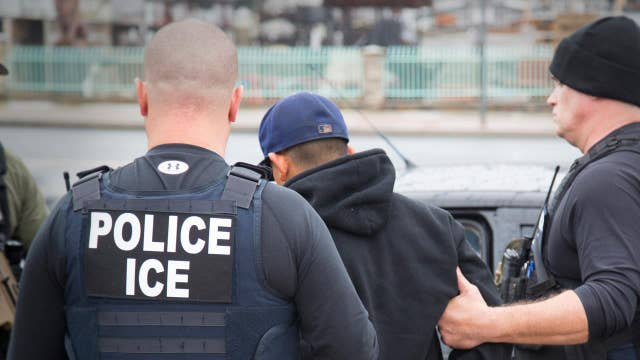 Critics call to abolish ICE