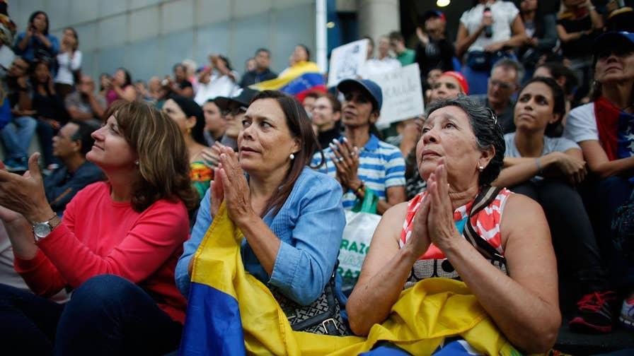 Asymmetrica President Vanessa Neumann on the crisis in Venezuela and socialist Alexandira Ocasio-Cortez beating a Democrat in a New York primary election.