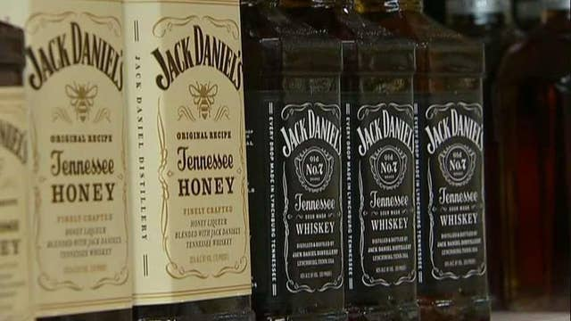 Jack Daniels will now cost you 10% more in Europe