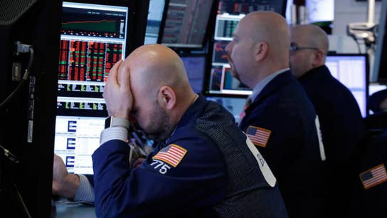 Concerns trade feud taking a toll on US markets