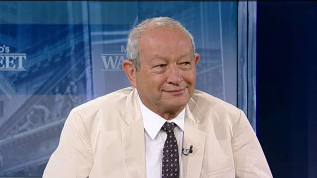 Billionaire Naguib Sawiris on why he invested in gold mining companies