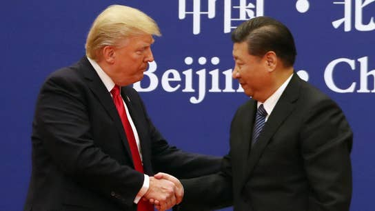 Trump's leverage in the trade battle with China