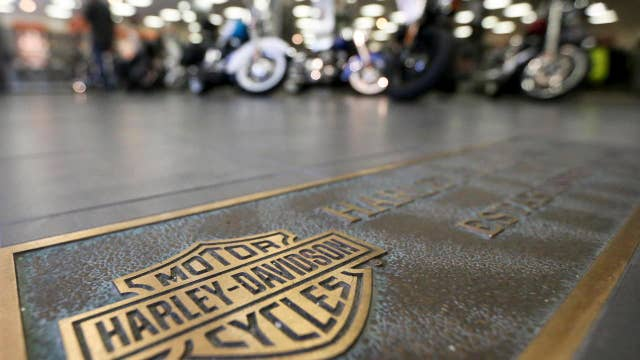 Bikers for Trump: If Harley turns its back on biker community we'll move on