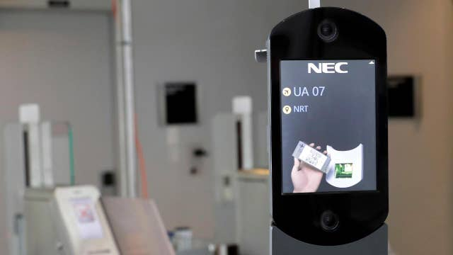 Orlando airport to begin using facial recognition scanners