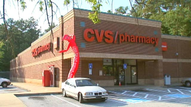 CVS offers pharmacy and front store delivery