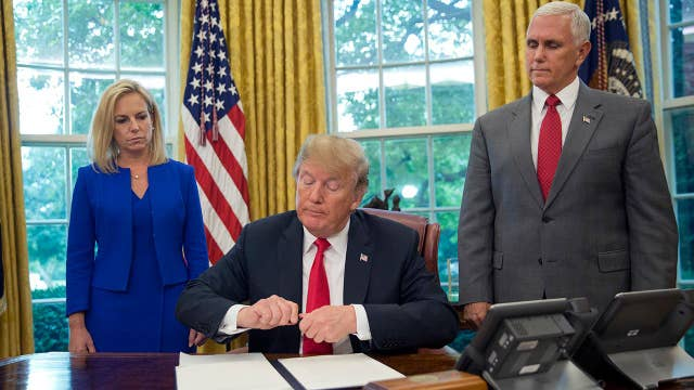 Did Trump make the right call signing the executive order?