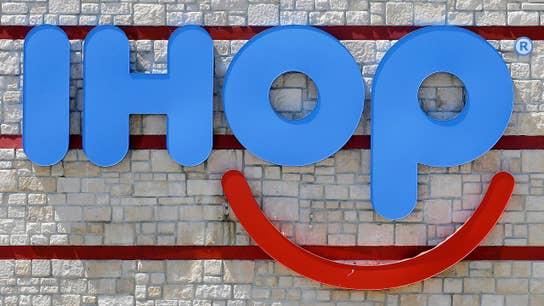 IHOP returns to original name after burger stunt