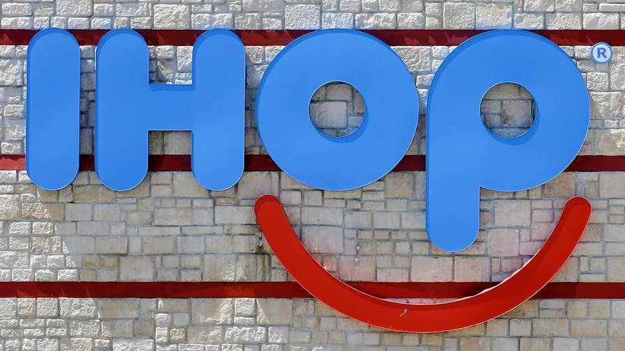 Turkel Brands President Bruce Turkel discusses how IHOP is temporarily changing its name to IHOb.