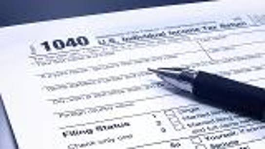 New IRS 1040 form will be size of postcard