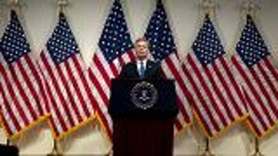 FBI director was wrong, IG report proves political bias: Rep. Jordan