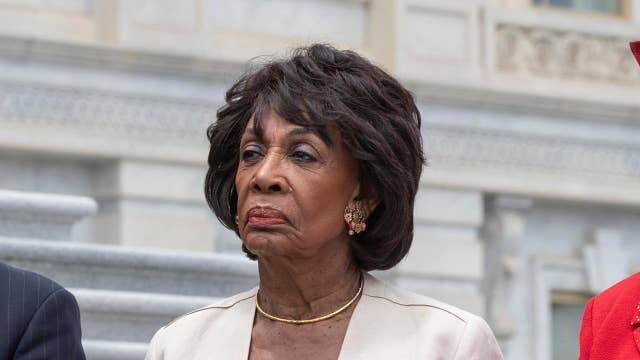 Maxine Waters triples down on call to harass Trump officials