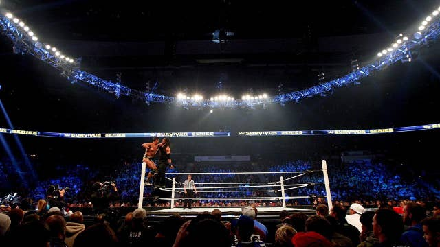 WWE is moving into a global market: John Layfield