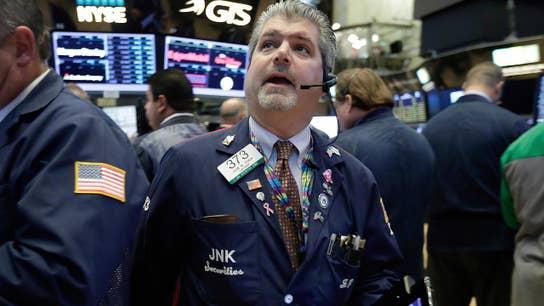 Dow posts triple-digit drop as trade war fears persist
