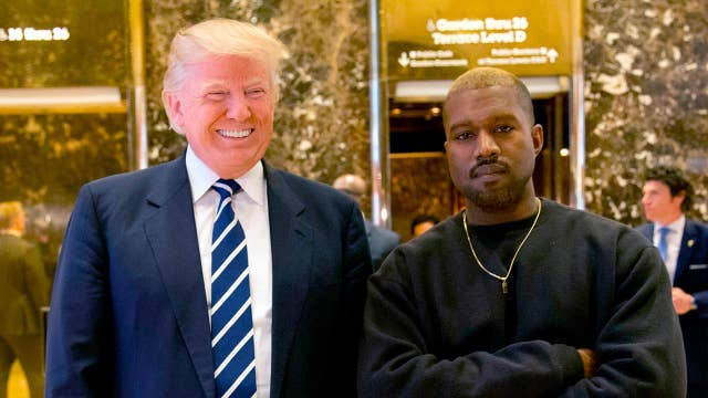 Kanye West's album tops charts despite his support of Trump
