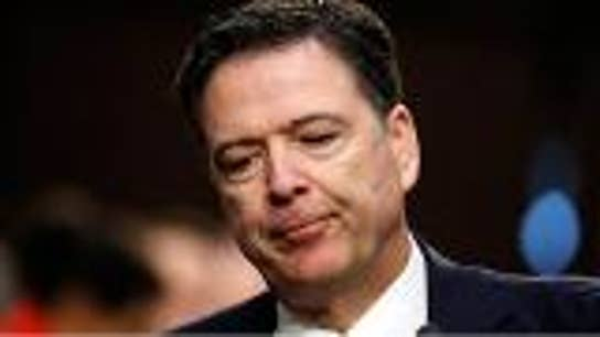 Will IG report recommend criminal charges against Comey?