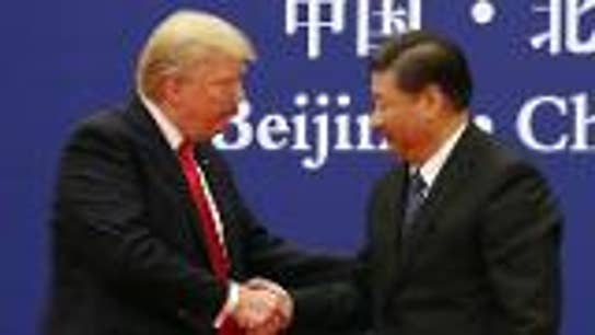 Trump has an advantage in this with the Chinese: Hilsenrath