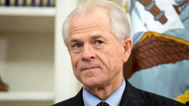 Peter Navarro on Chinese investment restrictions