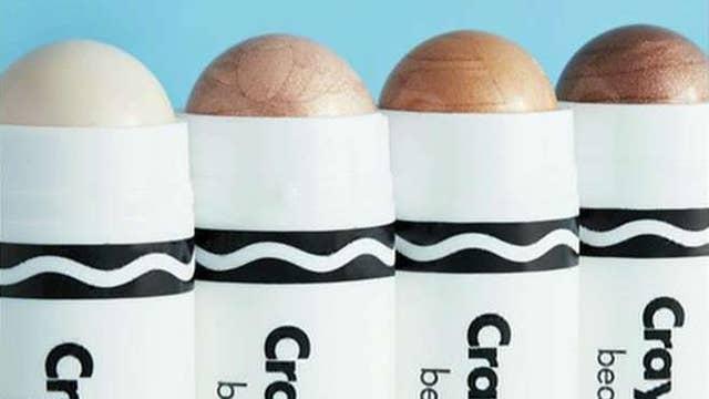 Crayola launches makeup line