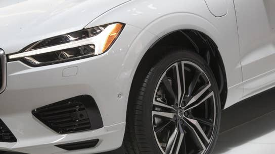 Volvo opens first plant in US