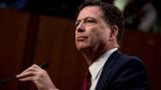 Comey could be in hot water over inspector general report