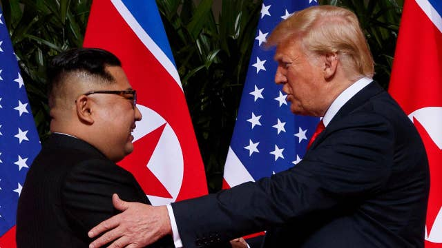 Trump on North Korea summit: We haven't given up anything