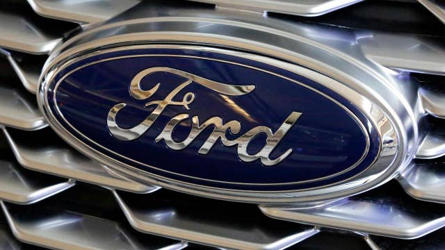 Ford's investing in driverless-car startup
