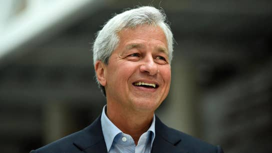 Jamie Dimon mulling a run for public office?