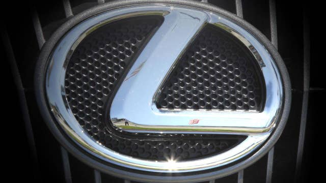 Lexus recalling over 100,000 cars for potential engine fires