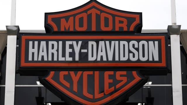 Harley-Davidson raises concerns of retaliatory tariffs from Europe