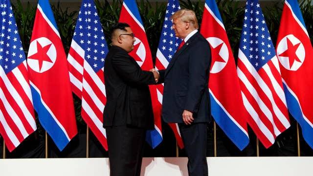 North Korea summit wasn't just a symbolic handshake: Varney