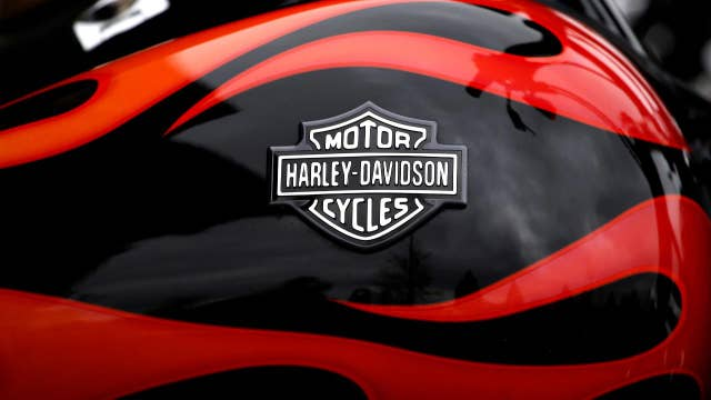 Harley-Davidson to shift some production out of US due to EU tariffs