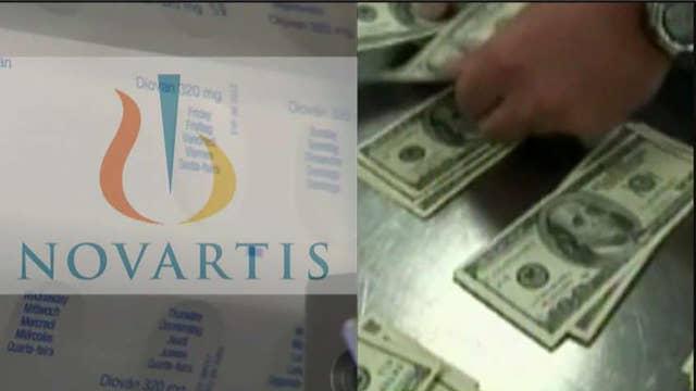Novartis won't raise drug prices in US