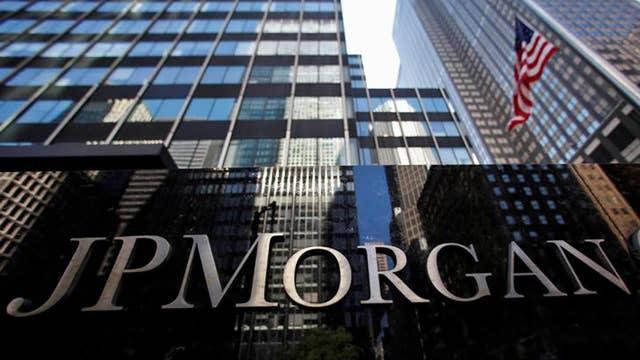 JPMorgan tops 2Q earnings expectations