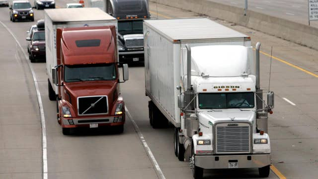 Truck driver shortage is really about retention issues: Todd Spencer