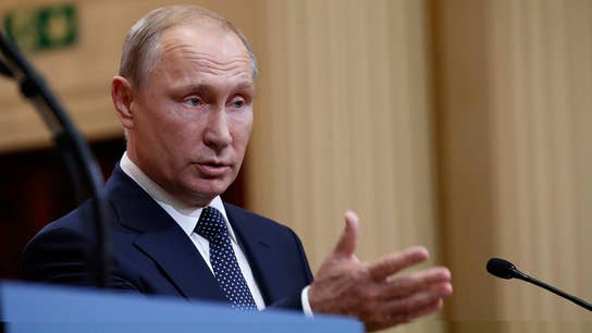 Putin wants to restore the 'imperial Russia': Chuck Nash