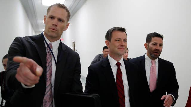 Peter Strzok may not comply with subpoena: attorney