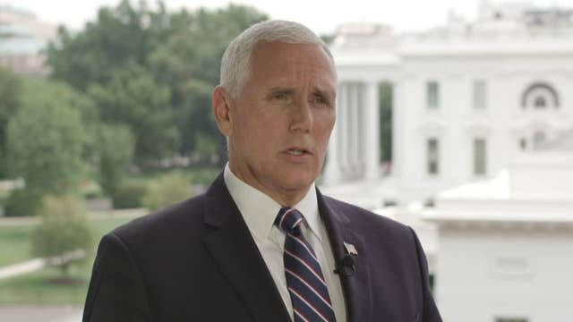 Trump's policies are reviving the economy: Mike Pence