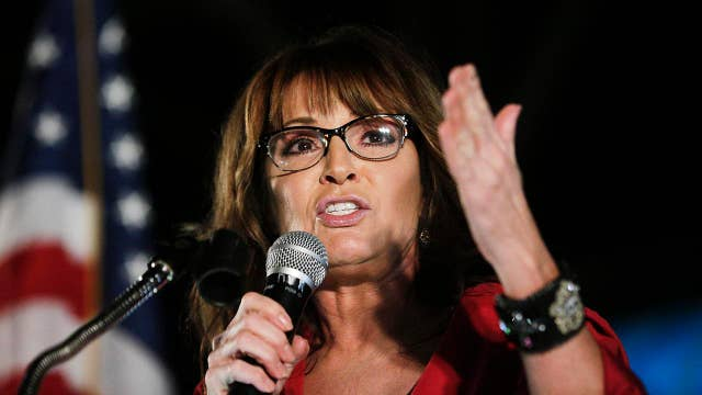 Palin says comedian Sacha Baron Cohen 'duped' her into an interview