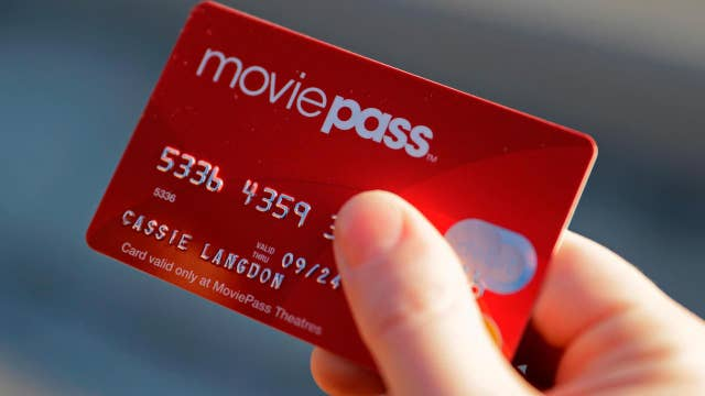 Curtains for MoviePass?