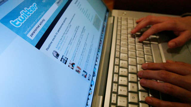 Republicans accuse Twitter of 'shadow banning'