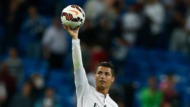 Cristiano Ronaldo leaves Real Madrid for Juventus