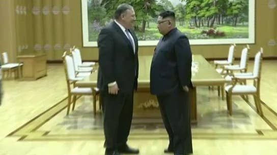 Secretary of State Pompeo to meet with Kim Jong Un