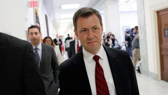 FBI's Peter Strzok is going to get fired: Chris Swecker