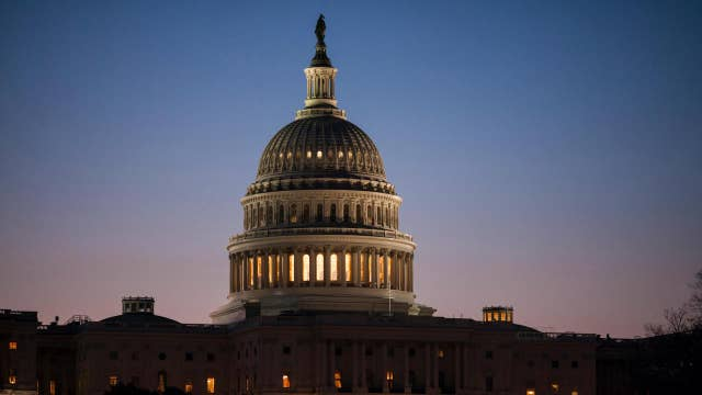 Republican Senate candidate's parents back Democratic opponent