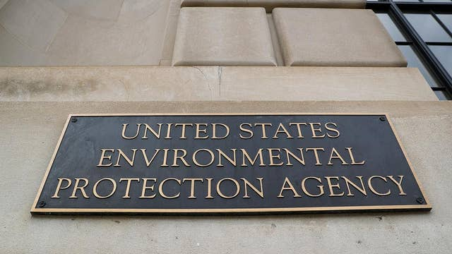 Trump's new interim EPA chief is Andrew Wheeler