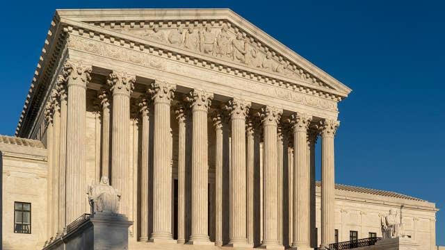 Will the GOP derail Trump's Supreme Court pick?