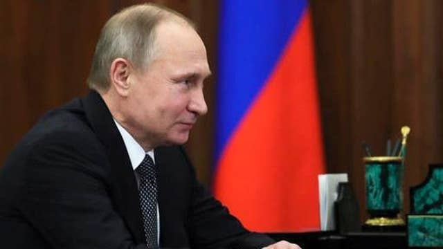 Putin wants to expand: Rep. Issa